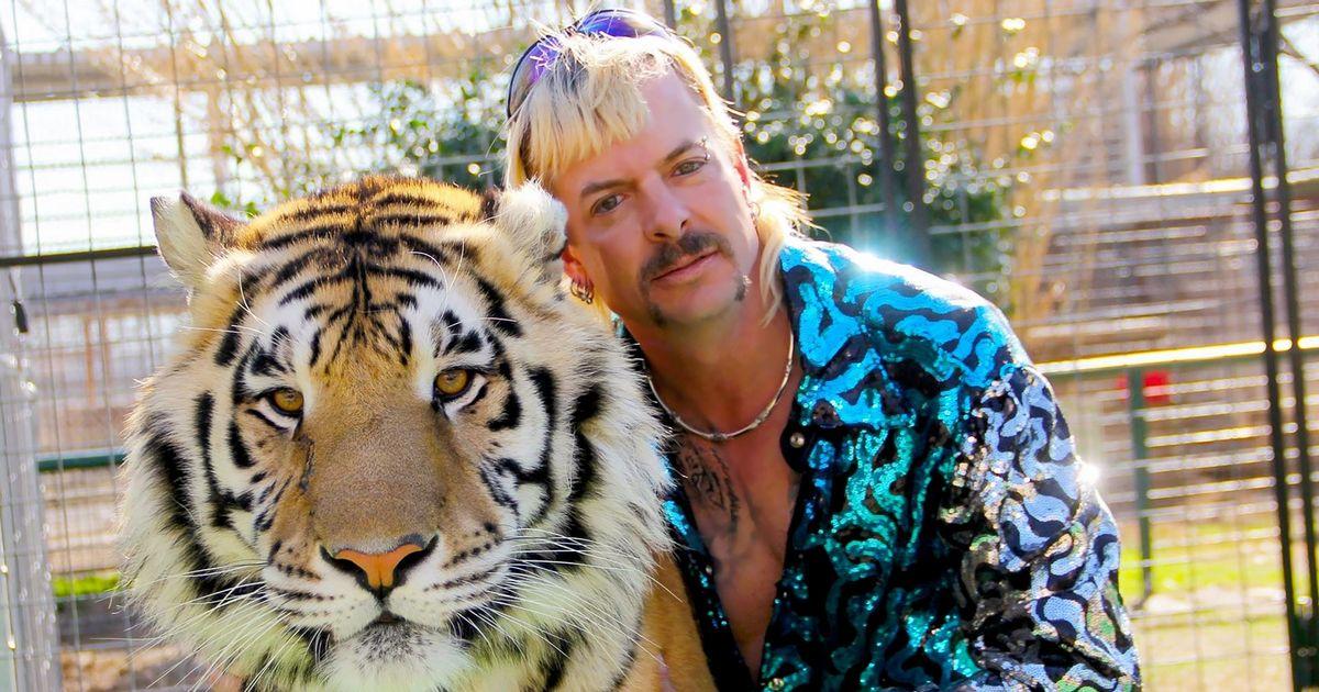 Tiger King's Joe Exotic begs Donald Trump to pardon his murder plot conviction