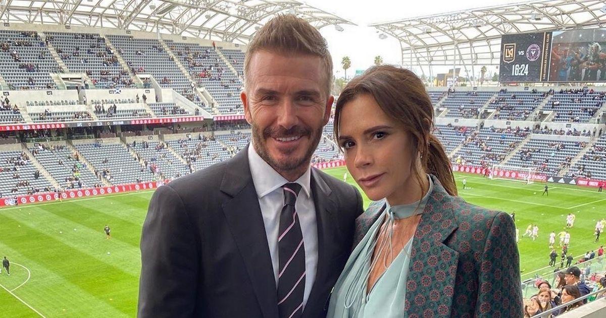 Beckhams return to Instagram for first time since 'coronavirus' bombshell