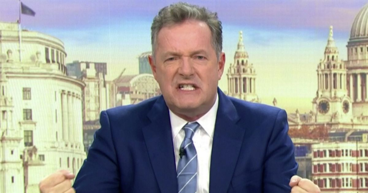 Piers Morgan slams Mason Greenwood and Phil Foden in 'selfish footballers' rant
