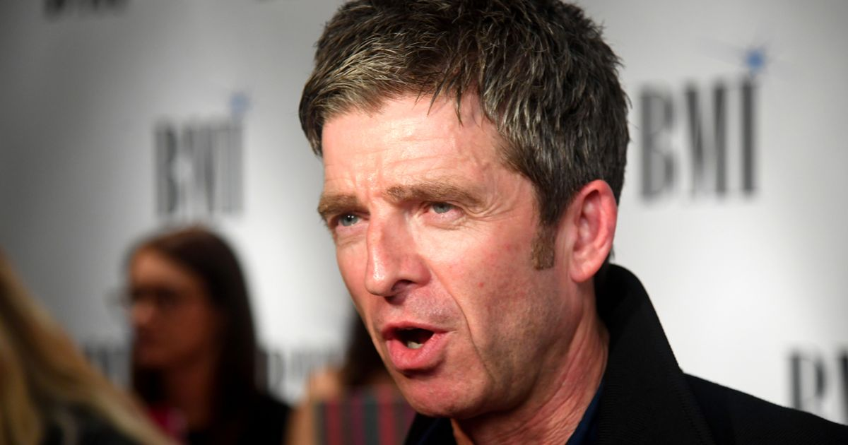 Noel Gallagher sparks outrage as he refuses to wear 'p***take' coronavirus mask