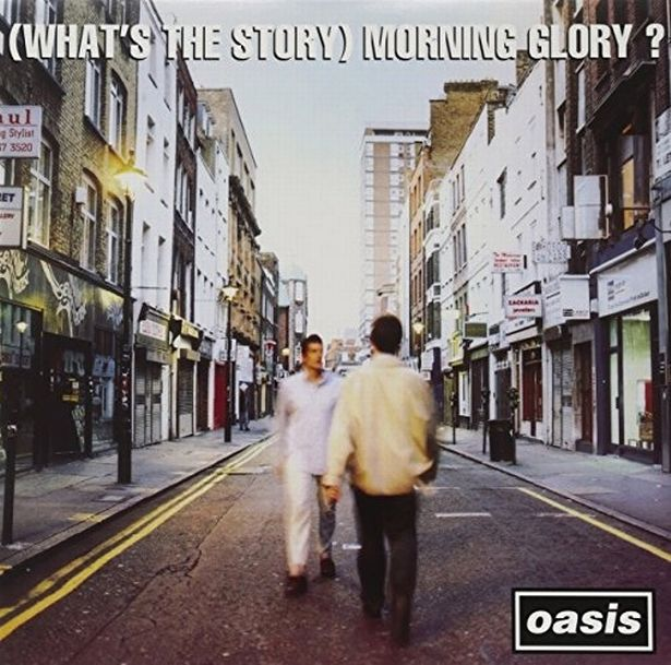 Liam and Noel Gallagher were supposed to feature on the cover