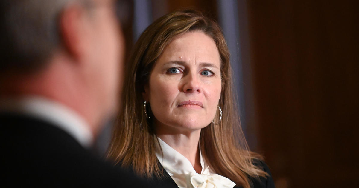 How to watch Amy Coney Barrett's Senate confirmation hearings