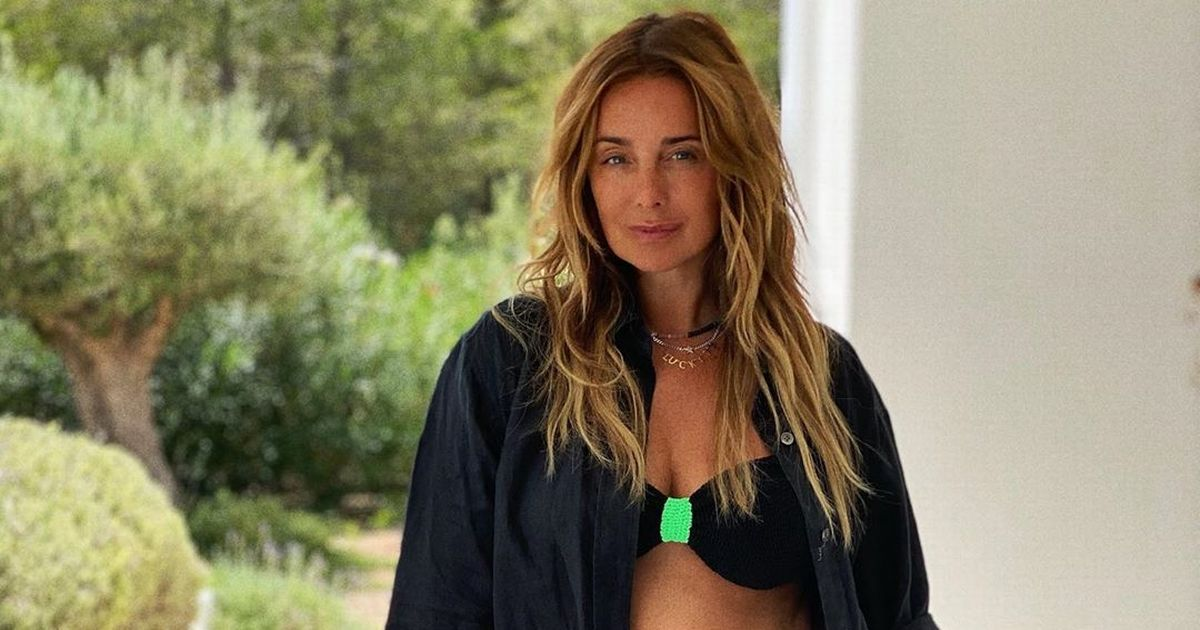 Louise Redknapp fears she'll be single forever as sons don't want her to date