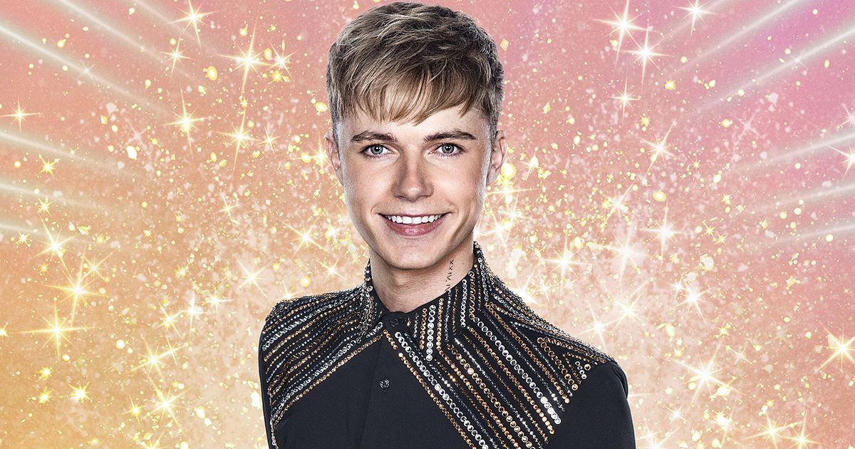 Strictly's HRVY 'excited to see how things blossom' with co-star Maisie Smith