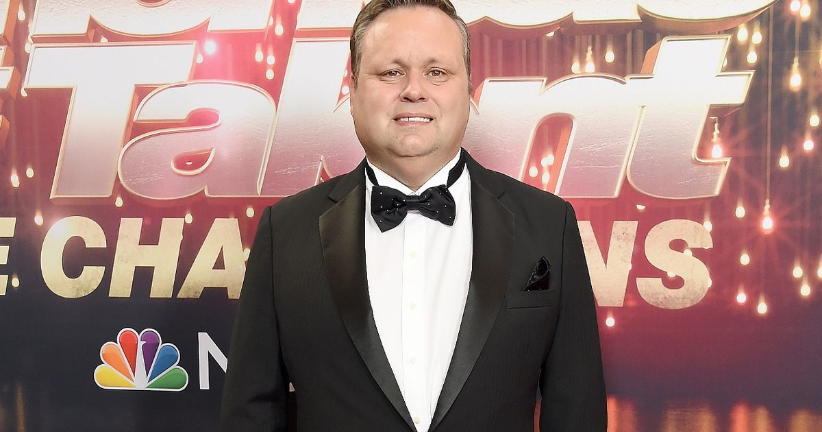 BGT's Paul Potts suffers blow on his 50th birthday as crooks break into his car