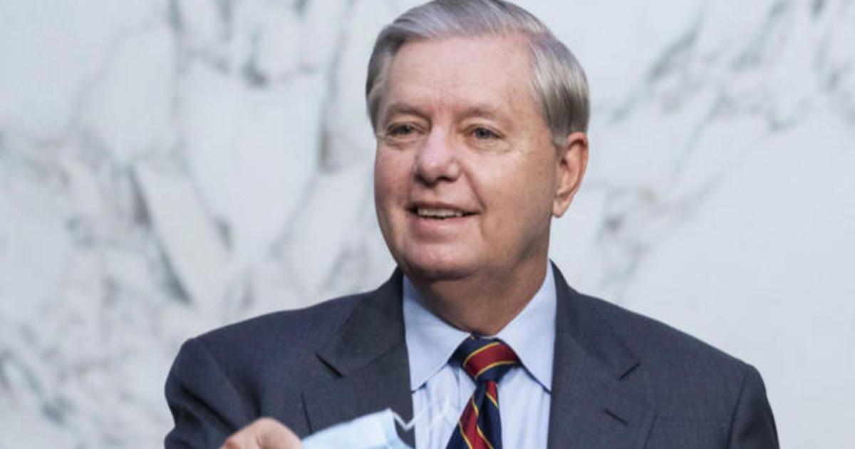 Senator Lindsey Graham skips final debate in South Carolina amid battle to keep seat
