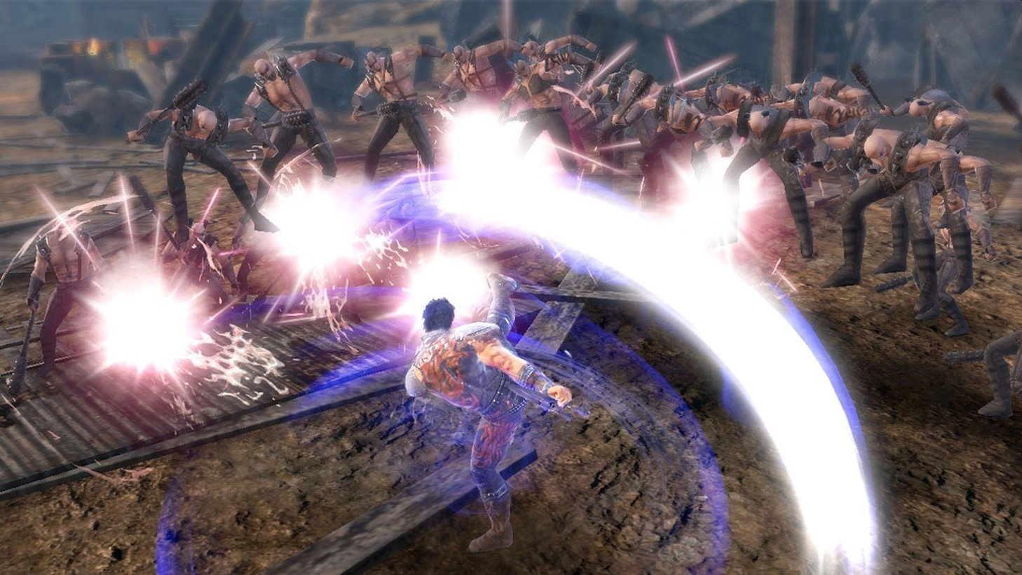 Koei Tecmo Releases First Japanese Trailer For Fist Of The North Star Mobile Game