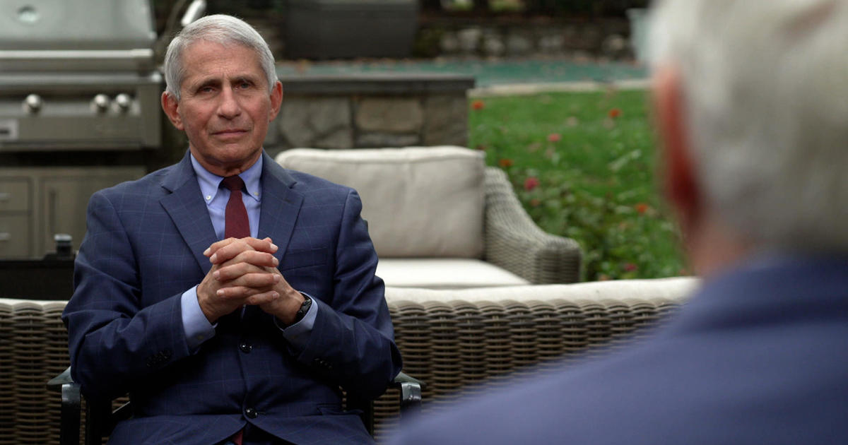 Fauci on media access, Trump contracting COVID and more
