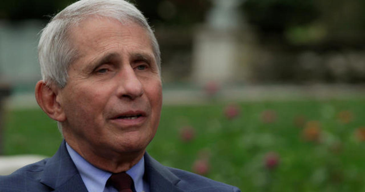 Fauci on his media restrictions, Trump contracting COVID, masks, voting and more