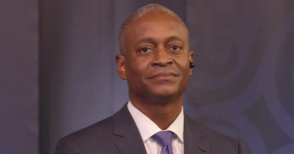 """Atlanta Fed CEO Raphael Bostic says virus has """"put a wedge in our economy"""""""