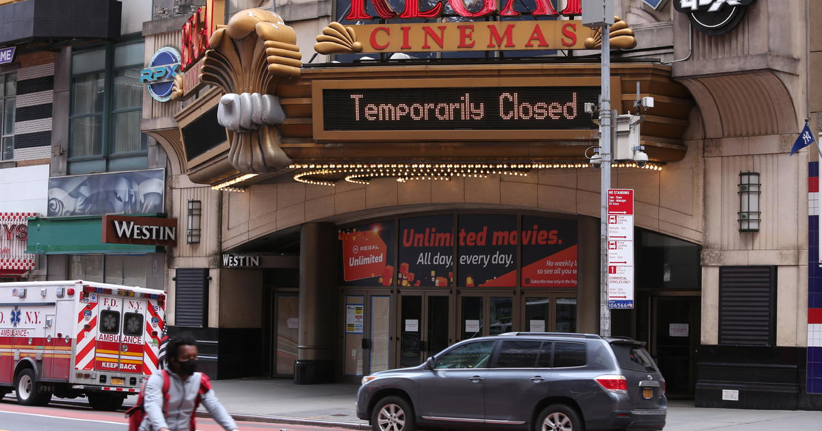Regal Cinemas to shut down its theaters in the U.S.