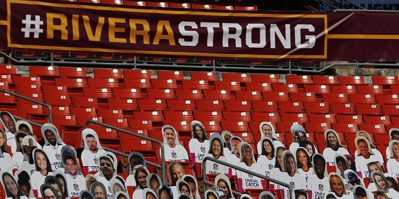 Ron Rivera to coach Washington Football Team through treatment