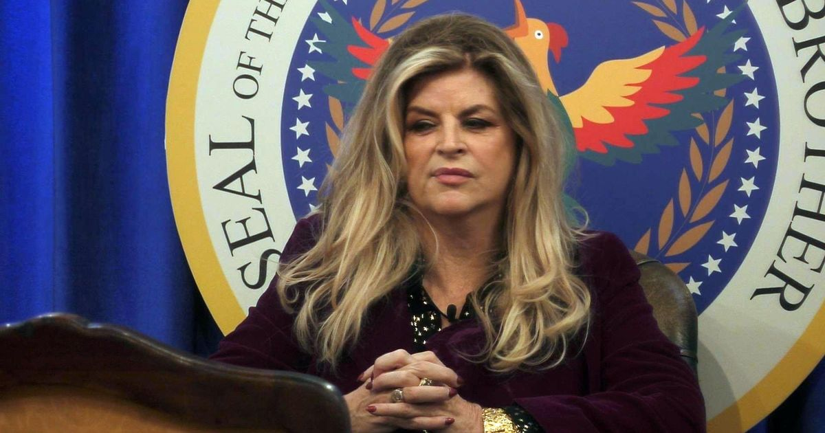 Kirstie Alley fuels Twitter storm by reaffirming support for Donald Trump