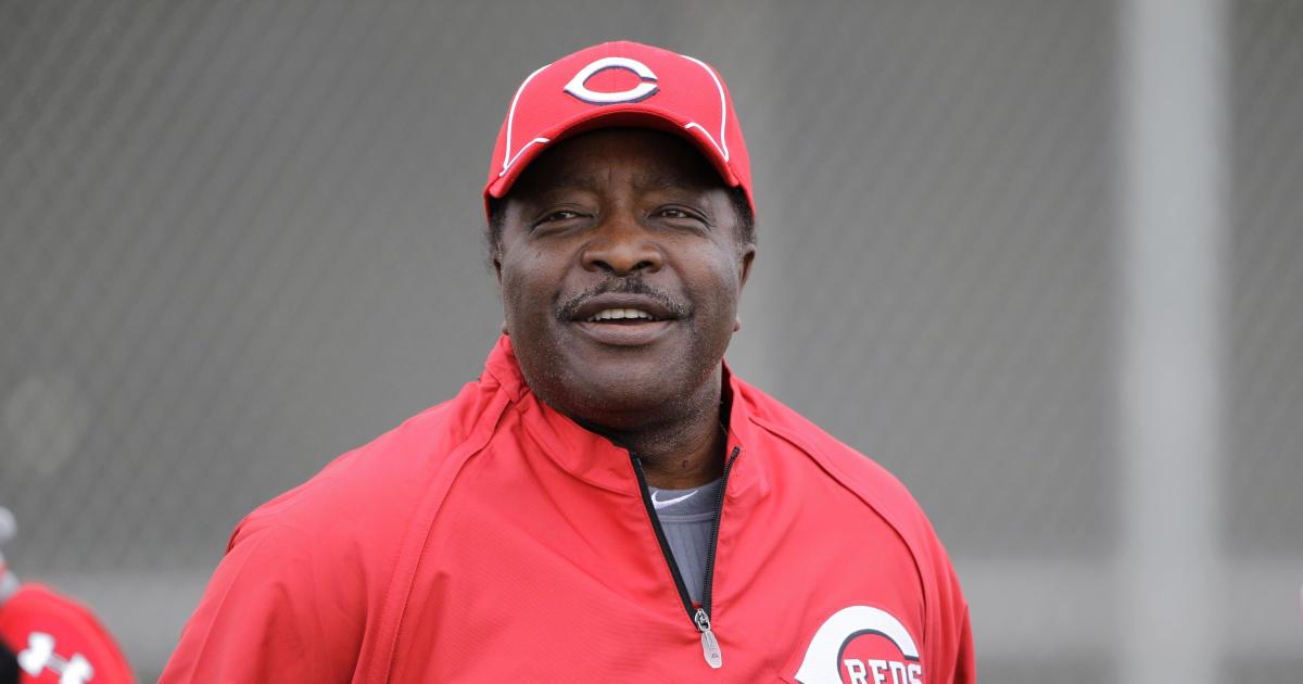 Cincinnati Reds legend Joe Morgan dead at 77