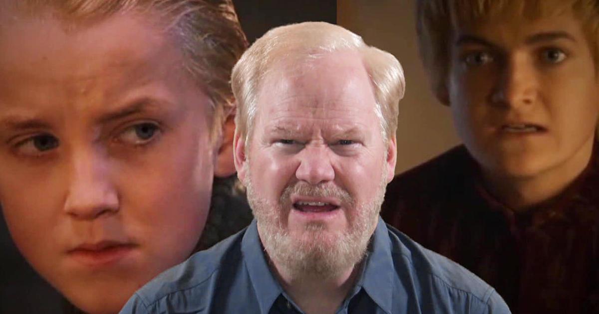 Splitting hairs: Jim Gaffigan on blondes' bad rap