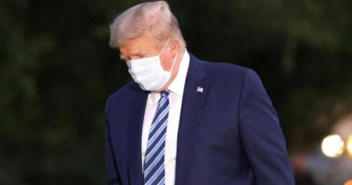 President Trump to hold first public events since COVID-19 diagnosis