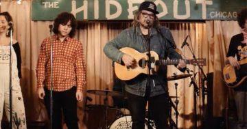 "Saturday Sessions: Jeff Tweedy performs ""Opaline"""