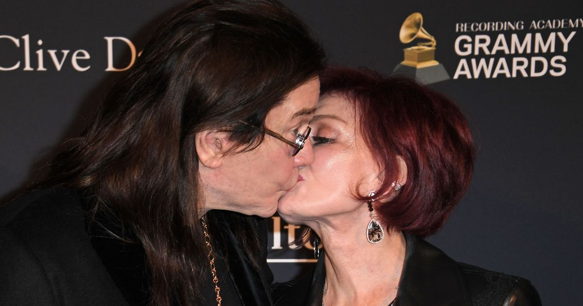 Sharon Osbourne says Ozzy is still able to have sex twice a week