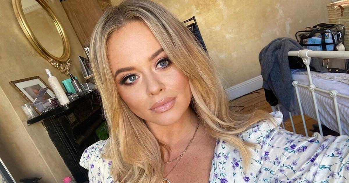 Emily Atack details vile sexual harassment messages