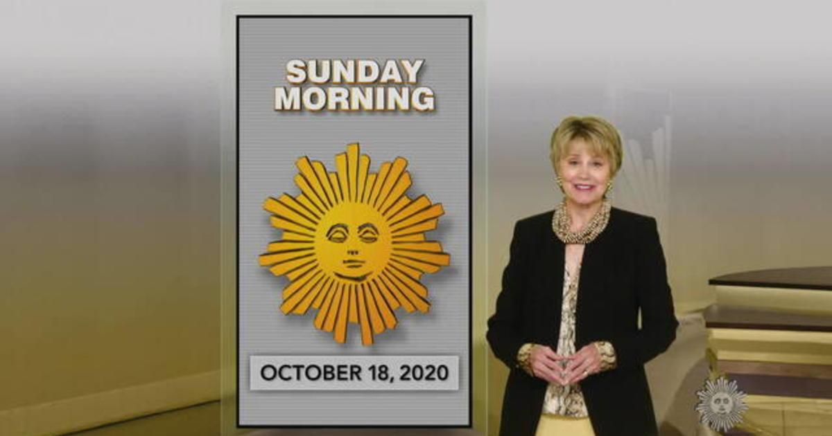 """Sunday Morning"" Full Episode 10/18"