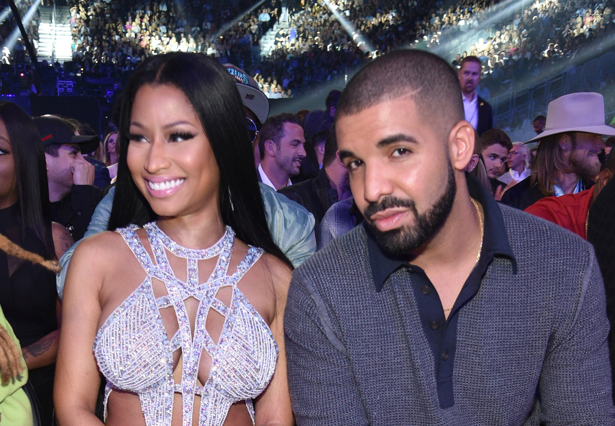 Drake Can't Wait For His Son Adonis And Nicki Minaj's Newborn To Have Playdates!