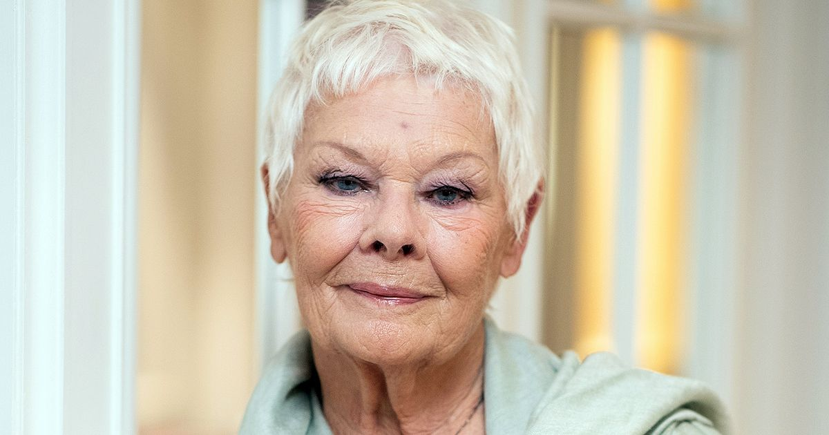 Judi Dench says she tried to resuscitate goldfish by giving it mouth to mouth