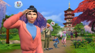 The Sims 4: Snowy Escape Gameplay Showcase Stream Takes Place On October 30