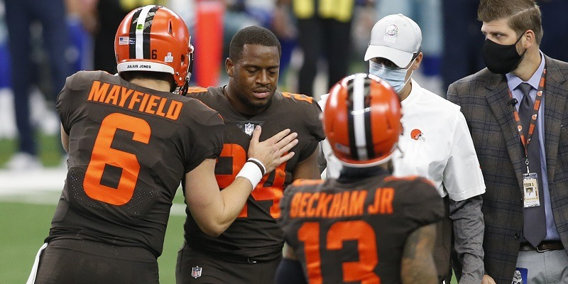 Browns RB Nick Chubb expected to miss 6 weeks