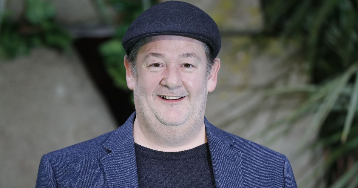 Johnny Vegas begged family for cash after Covid ripped through his finances