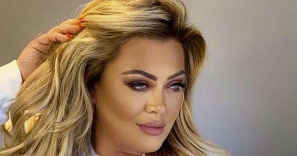 Gemma Collins gets 'permanent contour' treatment to make face look slimmer