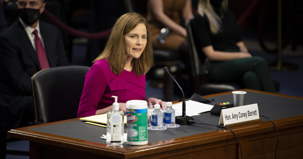 Live updates: Barrett faces questions on Day 2 of Senate hearings