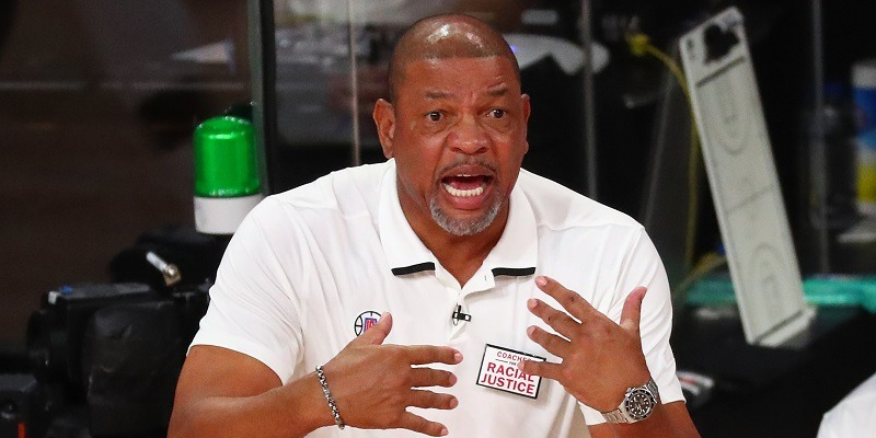 Report: Doc Rivers agrees to coach 76ers