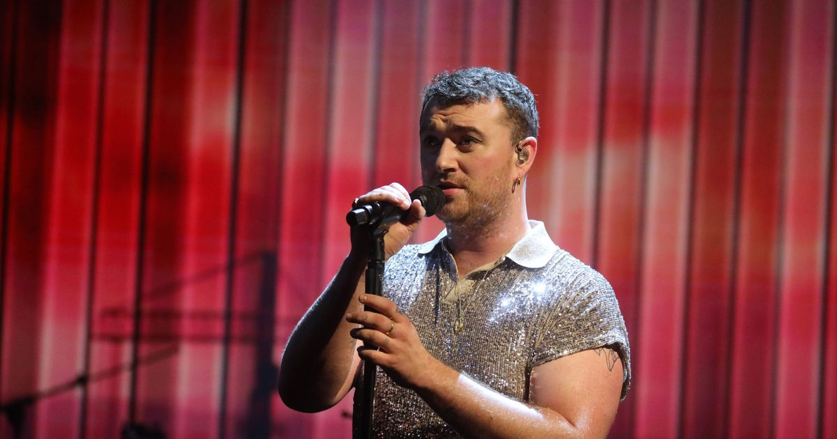 Sam Smith says they have 'girl breasts and thighs' and can 'mess up' pronouns