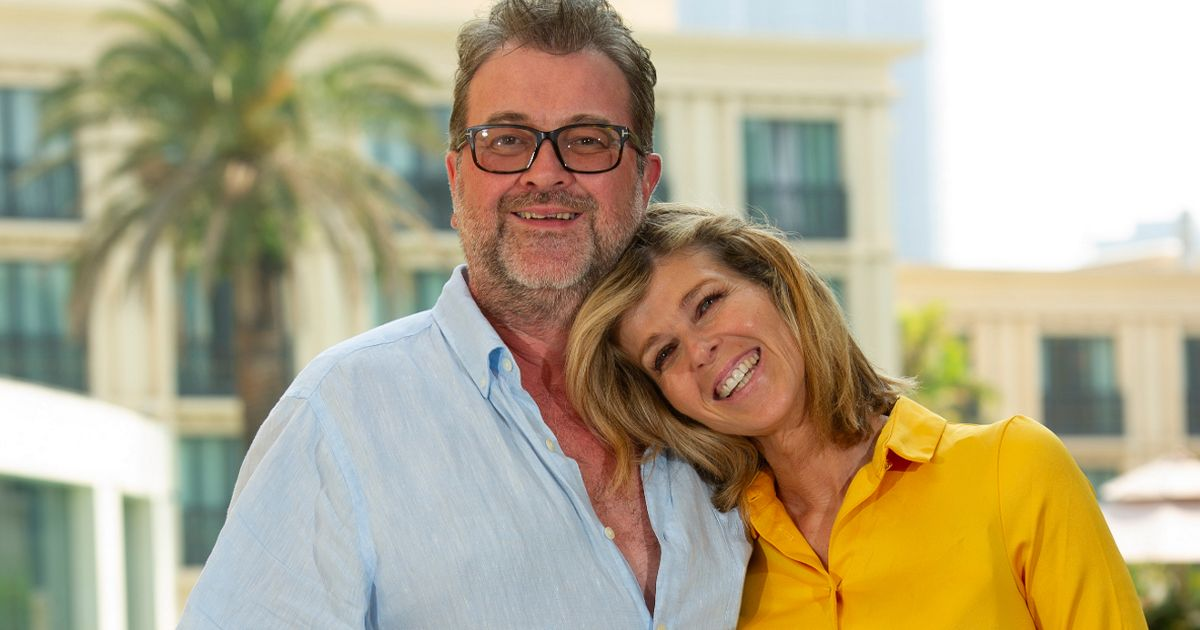 Kate Garraway posts moving snap from husband Derek Draper's hospital ward