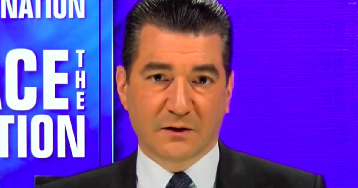 """Gottlieb predicts """"a lot of death and disease"""" before end of year"""