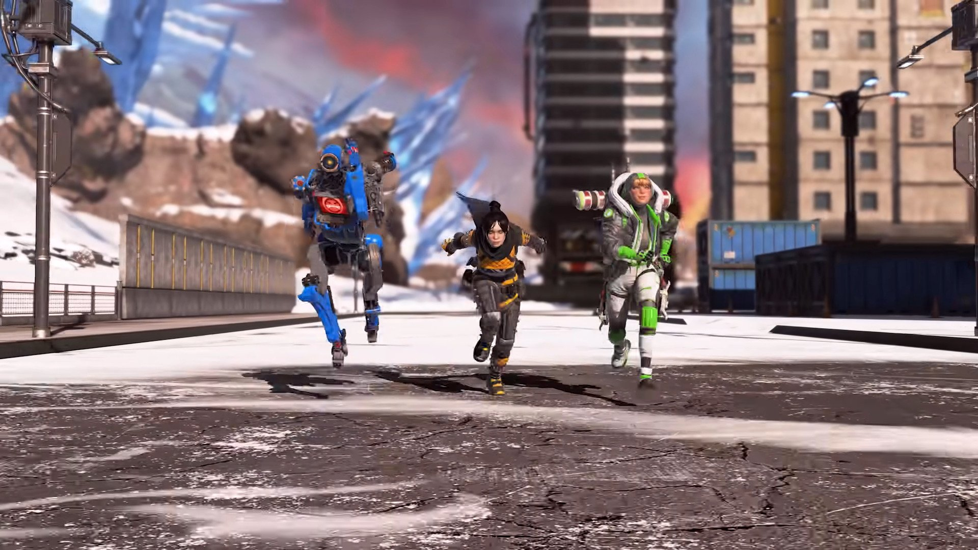 Apex Legends Cross-play Is Riddled With Bugs, But It's Called A Beta For A Reason