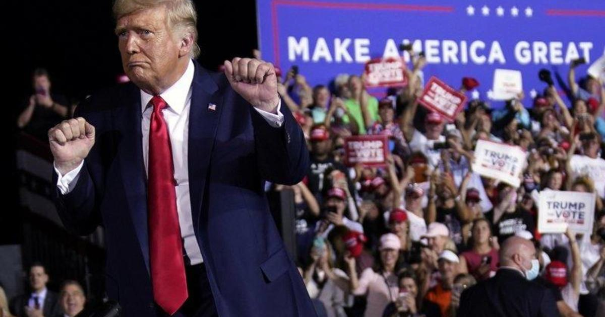 Trump to vote in Florida on Saturday before holding three rallies