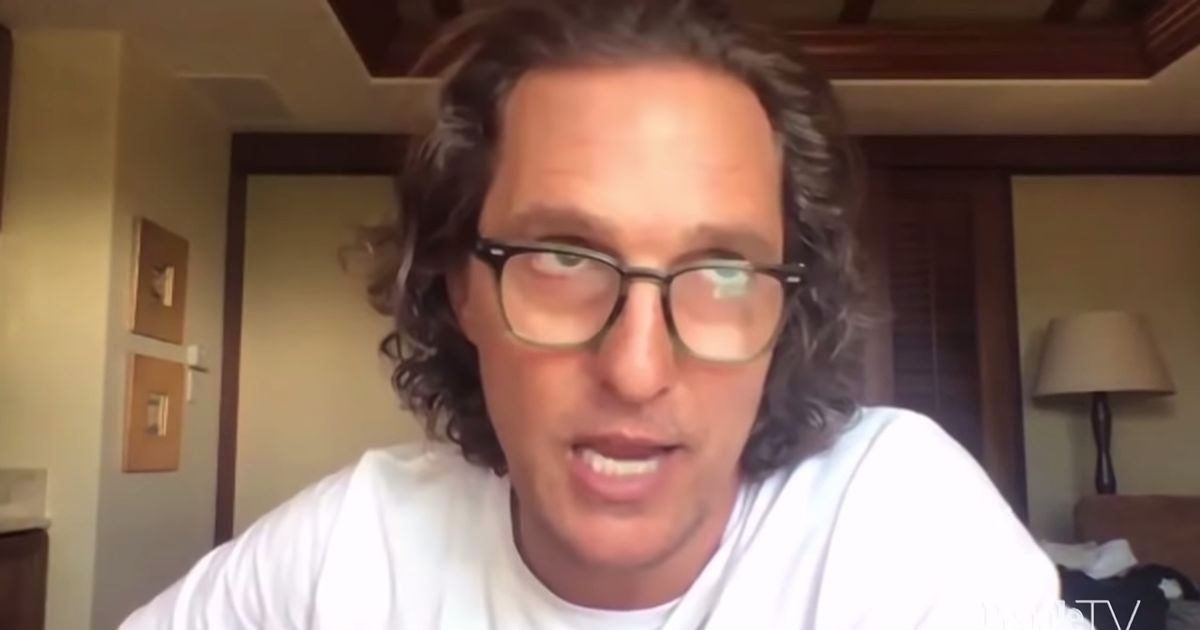 Matthew McConaughey branded 'classless' in backlash over father's death details