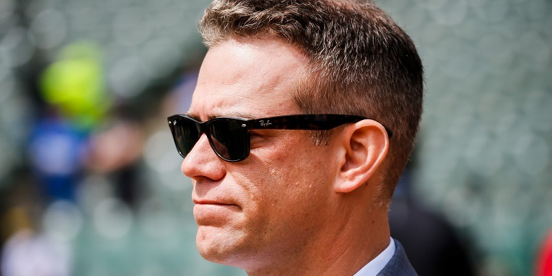 Theo Epstein prepared to leave Cubs in '21