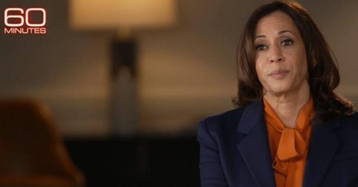 Kamala Harris discusses future of Supreme Court