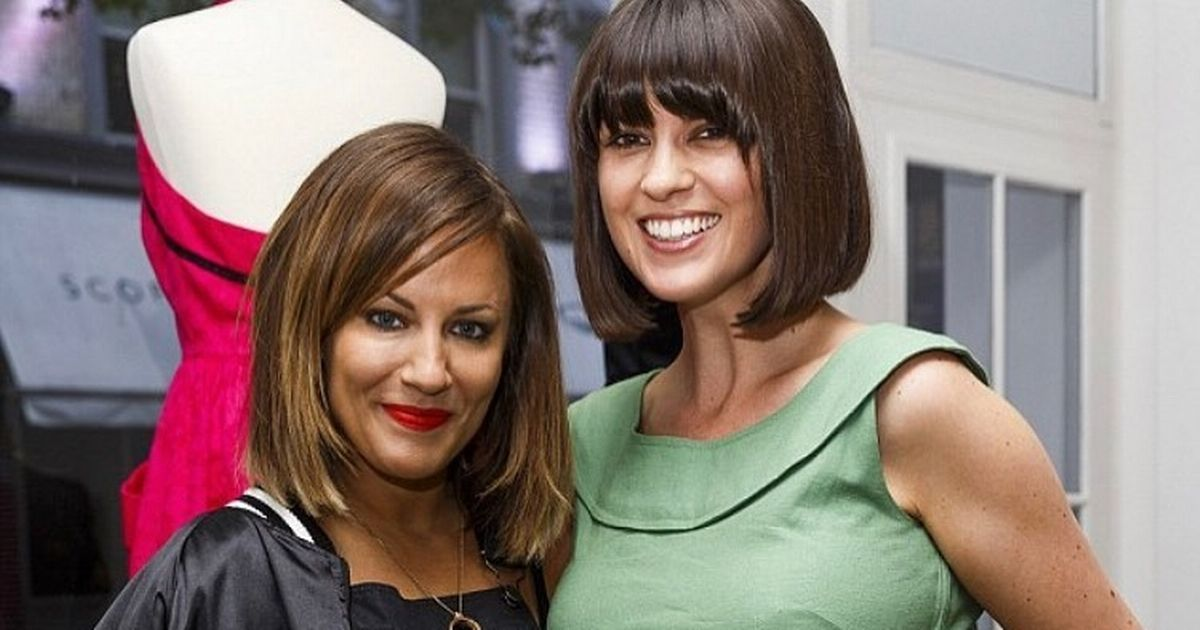 Caroline Flack's pal Dawn O'Porter believes star's essence watches over her