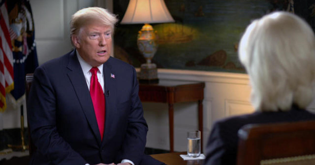 Trump on Christine Blasey Ford, his relationships with Vladimir Putin and Kim Jong Un and more