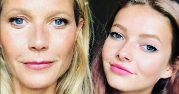 Gwyneth Paltrow praises daughter Apple's 'beautiful' sense of entitlement