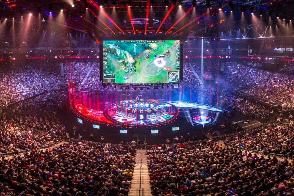 League Of Legends World Championship 2020 Main Group Event Day Six: JD Gaming Vs PSG Talon