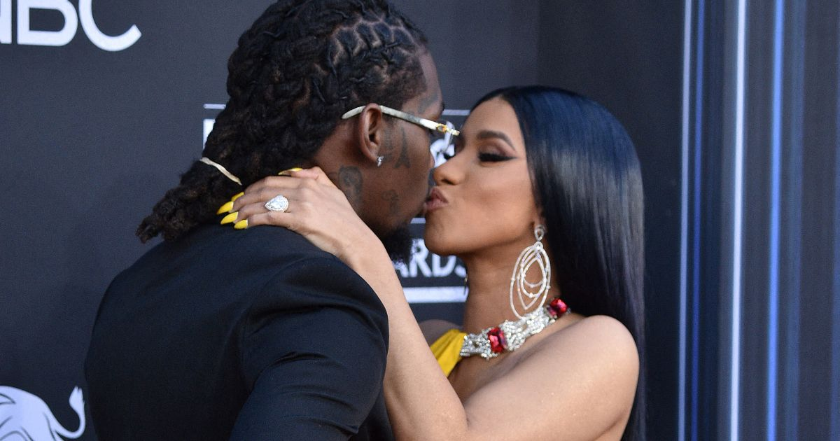 Cardi B quits Twitter as she's trolled for taking back Offset