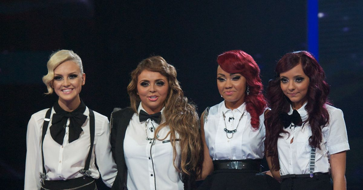 Little Mix share experiences of being left 'quivering and shaking' in auditions