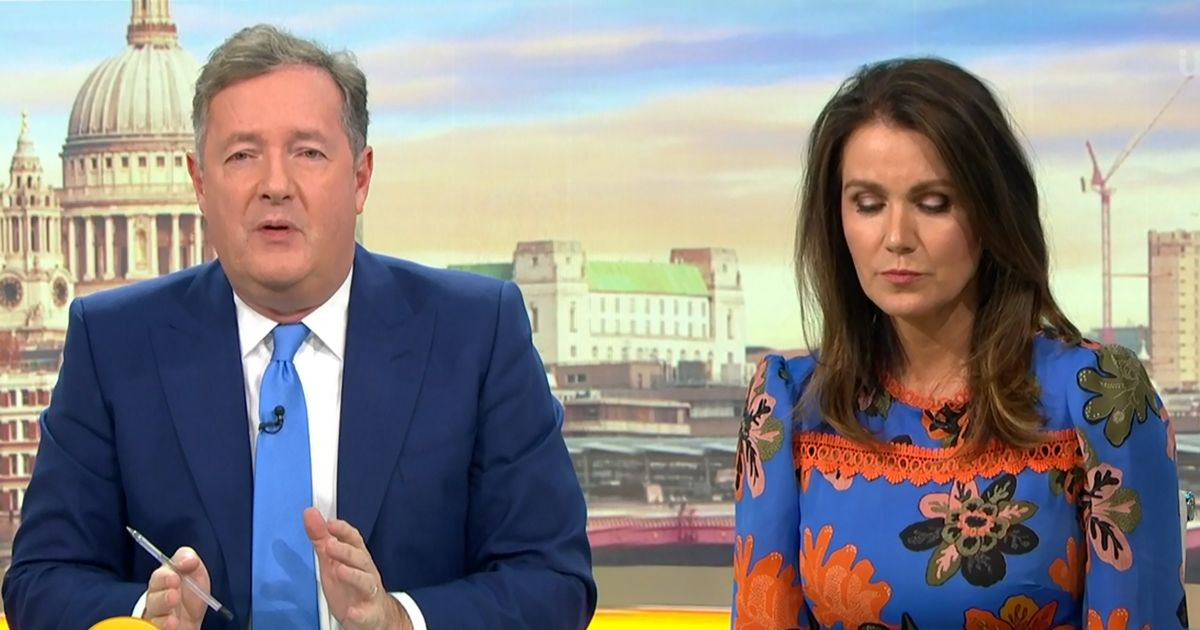 Piers Morgan dubs Kanye West 'a disgrace' as he's accused of breaking quarantine