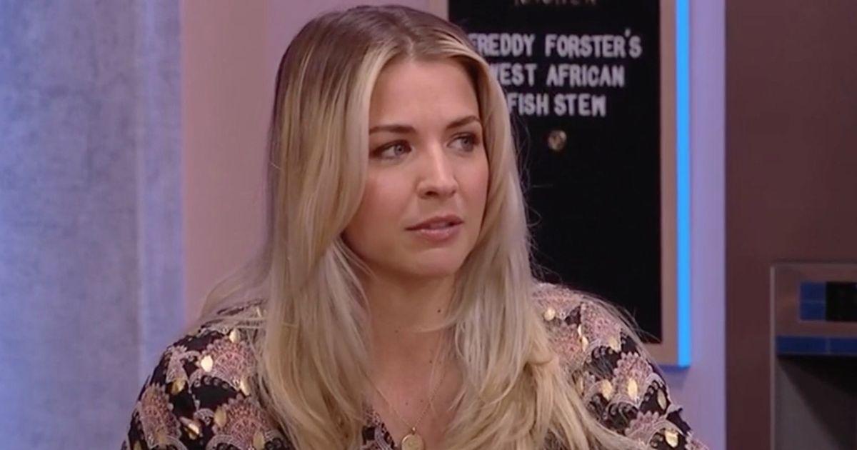 Gemma Atkinson admits she'd love a quick budget wedding to Gorka Marquez