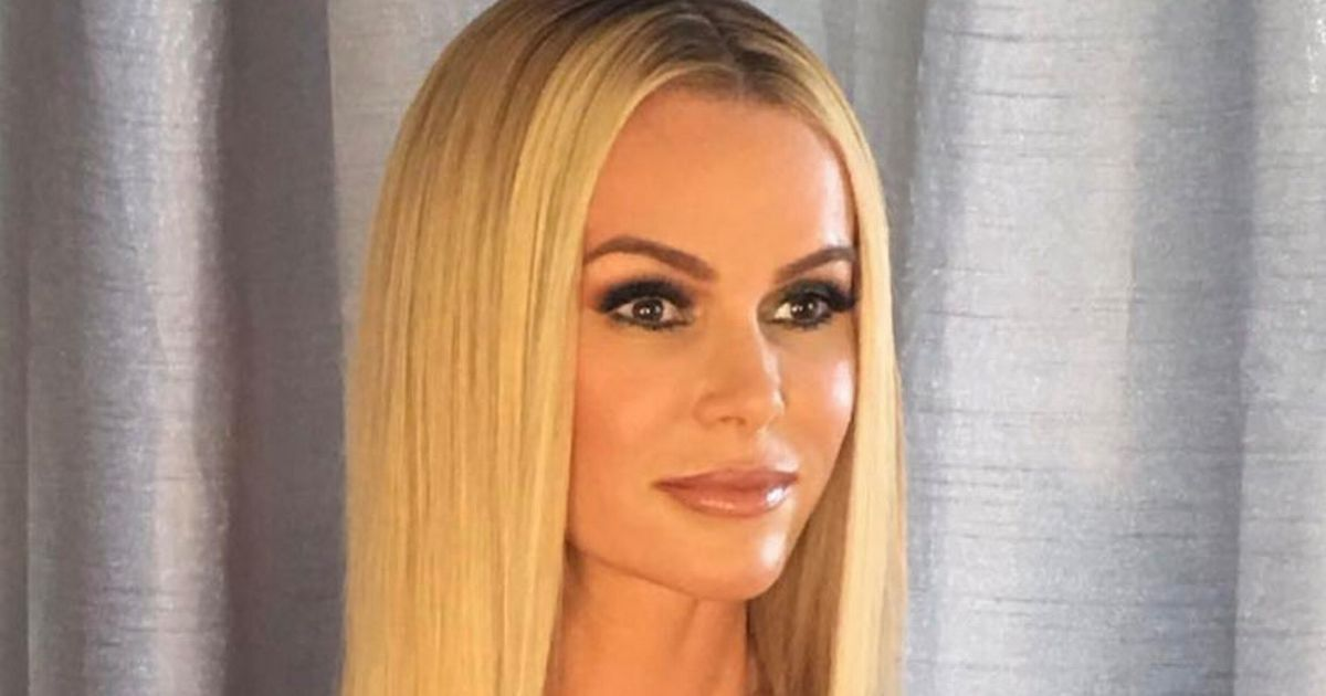 Amanda Holden says she's always naked at home and it really annoys her daughters