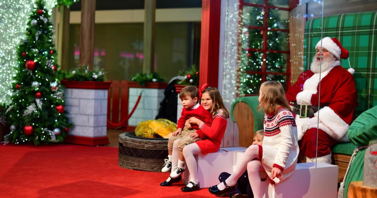 Santa will grace customer-hungry malls despite pandemic